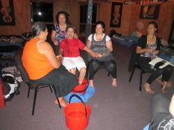 Maorsko zdravilstvo (foto Sara Jager)