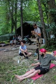Delavnica izdelave lokov s Primožem Bizjanom