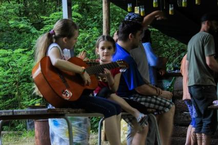 Mladi glasbenici