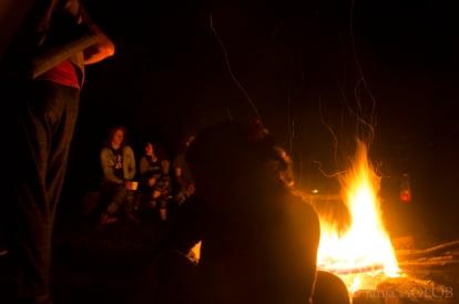 Krožno ob ognju
